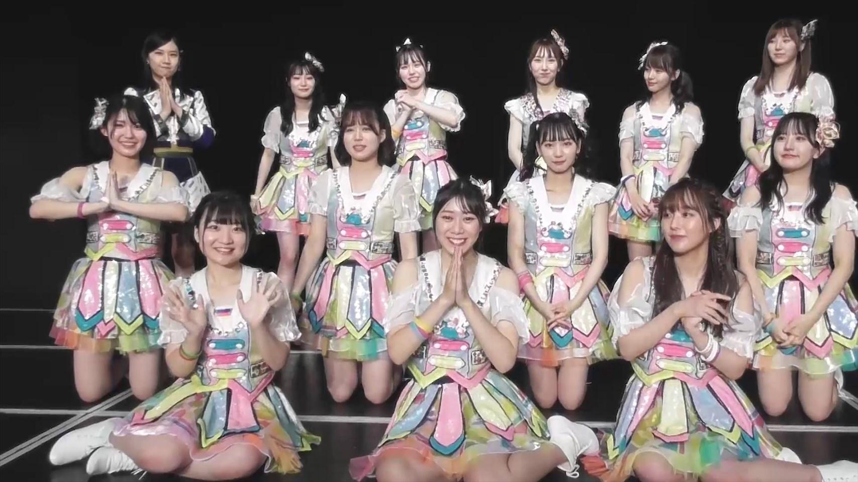 チームE「SKEフェスティバル」SKE48 Family会員限定公演終演後コメント動画