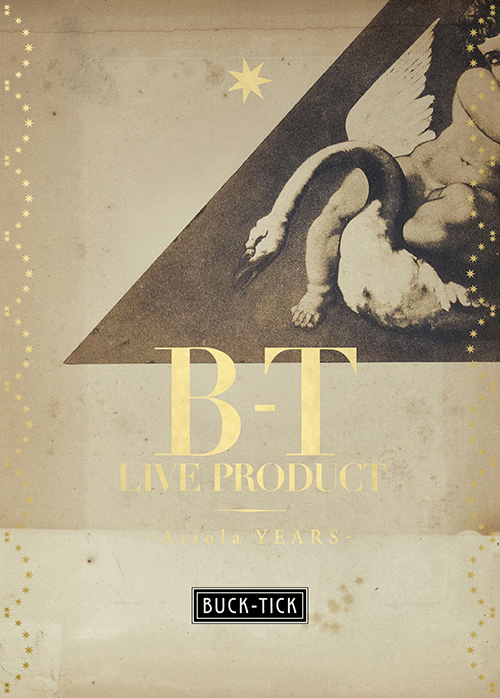 B-T LIVE PRODUCT -Ariola YEARS-