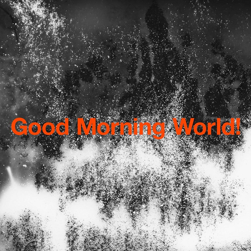 Good Morning World! <通常盤:(CD)>
