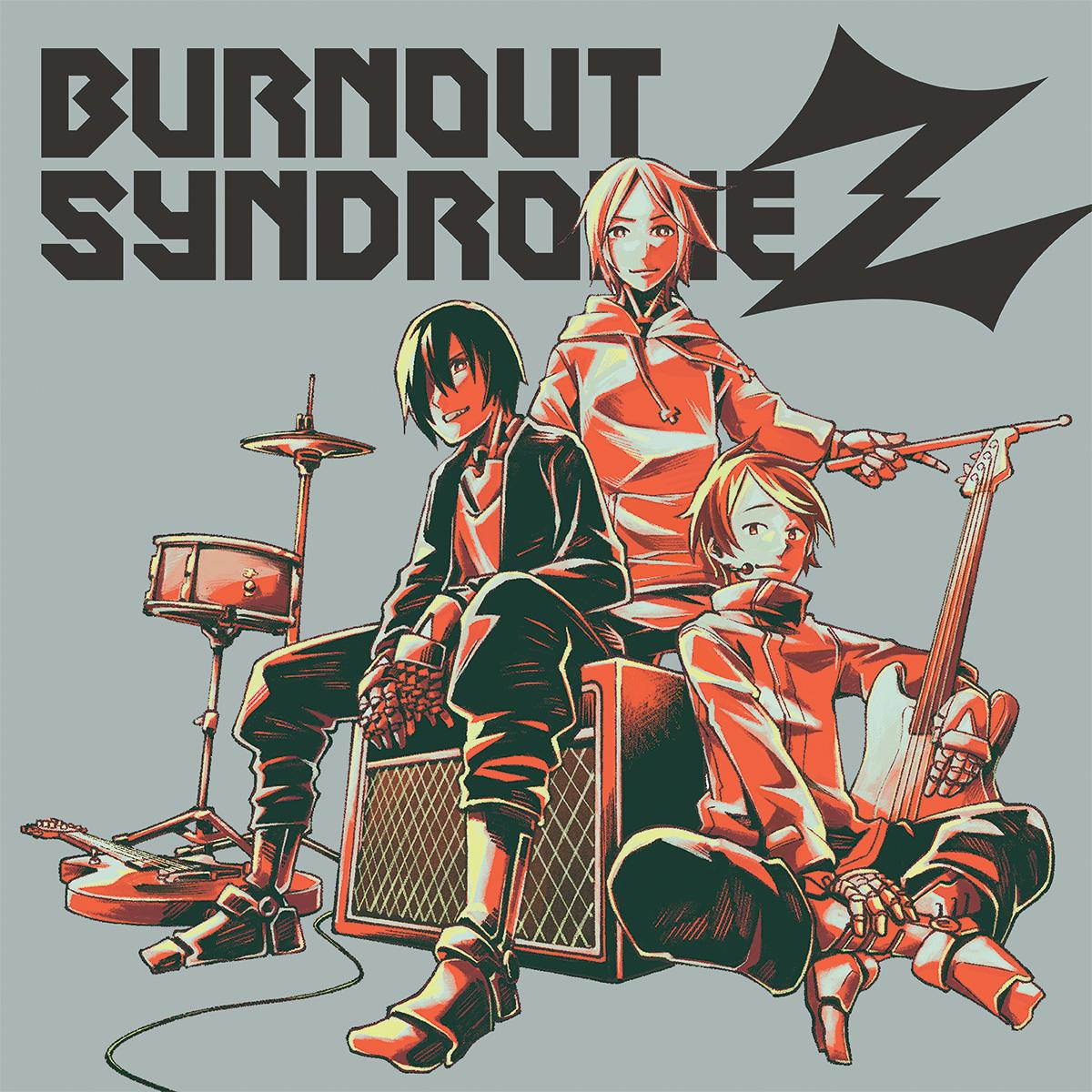 BURNOUT SYNDROMEZ <通常版 : (CD) >