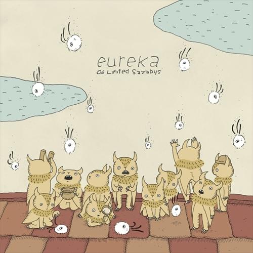 <em>2nd Full Album</em>『eureka』(初回生産限定盤(CD+DVD))