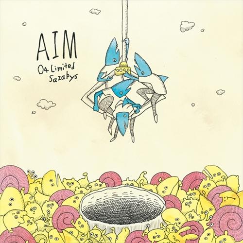 <em>Major 2nd Single</em>『AIM』(通常盤(CD))