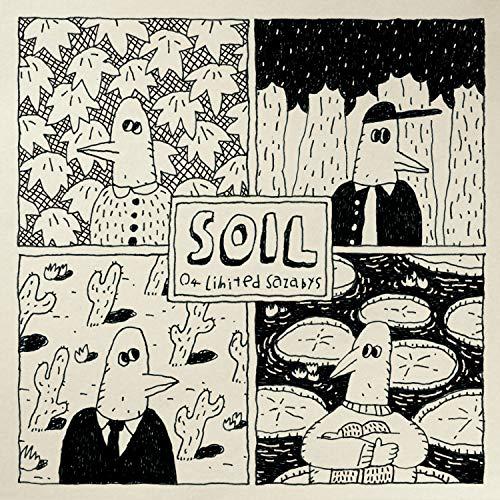 <em>3rd Full Album</em>『SOIL』(初回盤CD+DVD)