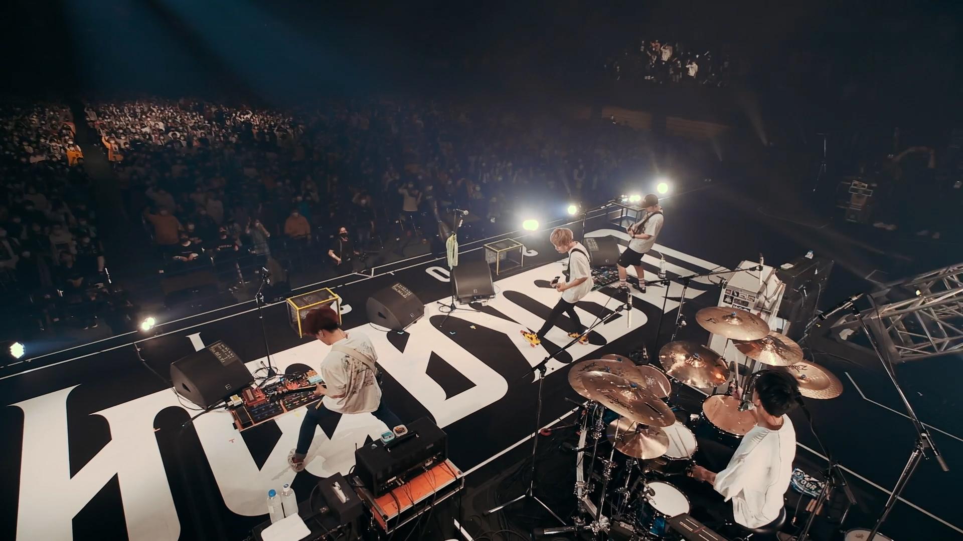 """ONAKAMA 2021""より 「monolith」のライブ映像公開!"