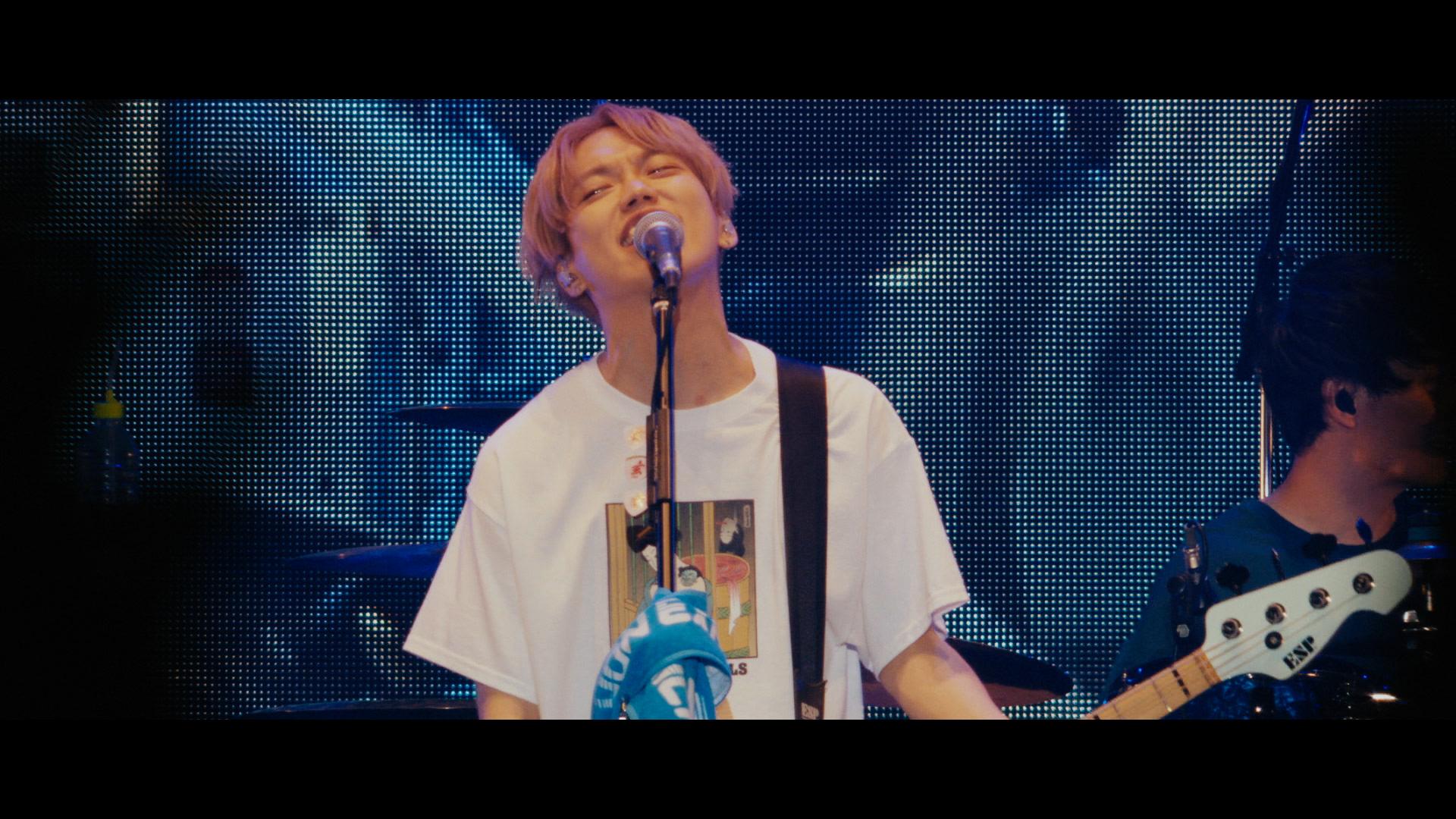 """""""YON EXPO'20"""" より「swim」のライブ映像を公開!"""