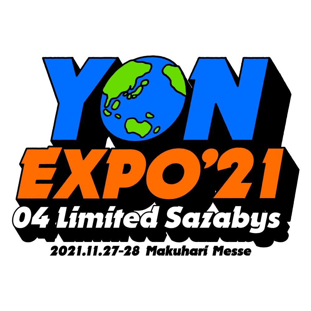 """""""YON EXPO'21"""" オフィシャルHP2次先行スタート!"""