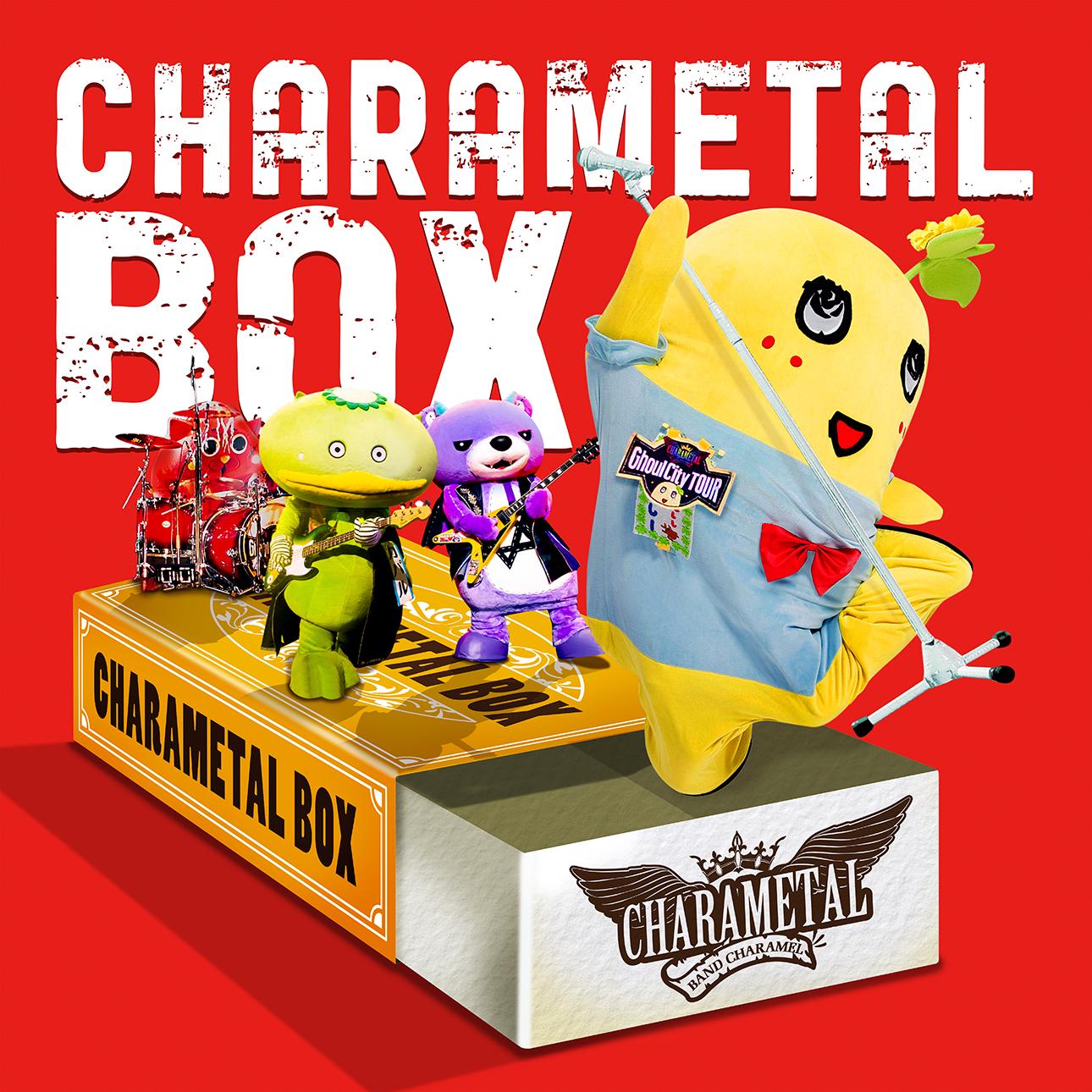 CHARAMETAL BOX