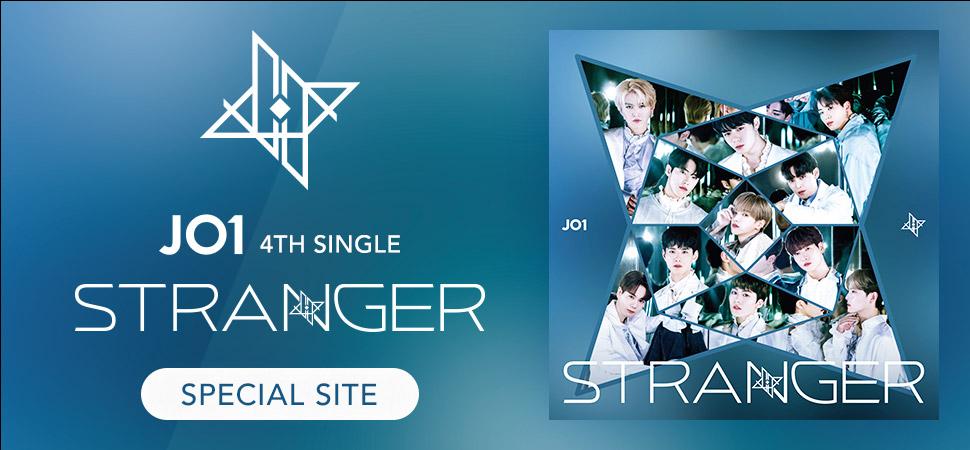 JO1 4TH SINGLE STRANGER