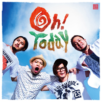 15th single「Oh! Today」