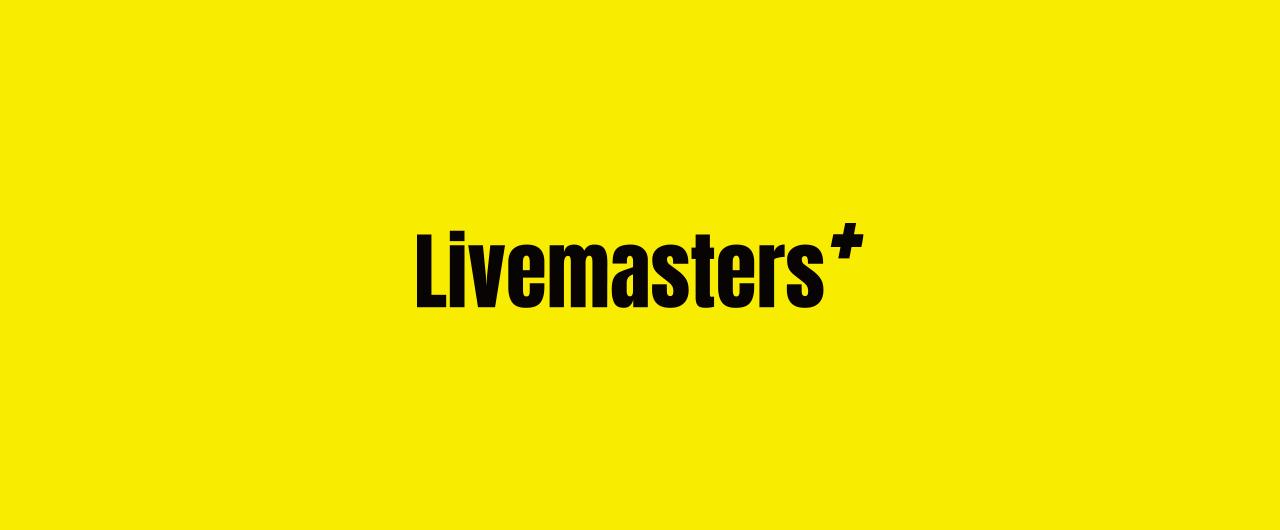 スマートフォン有料会員サイト 「Livemasters+」 新規ご入会はこちらから!