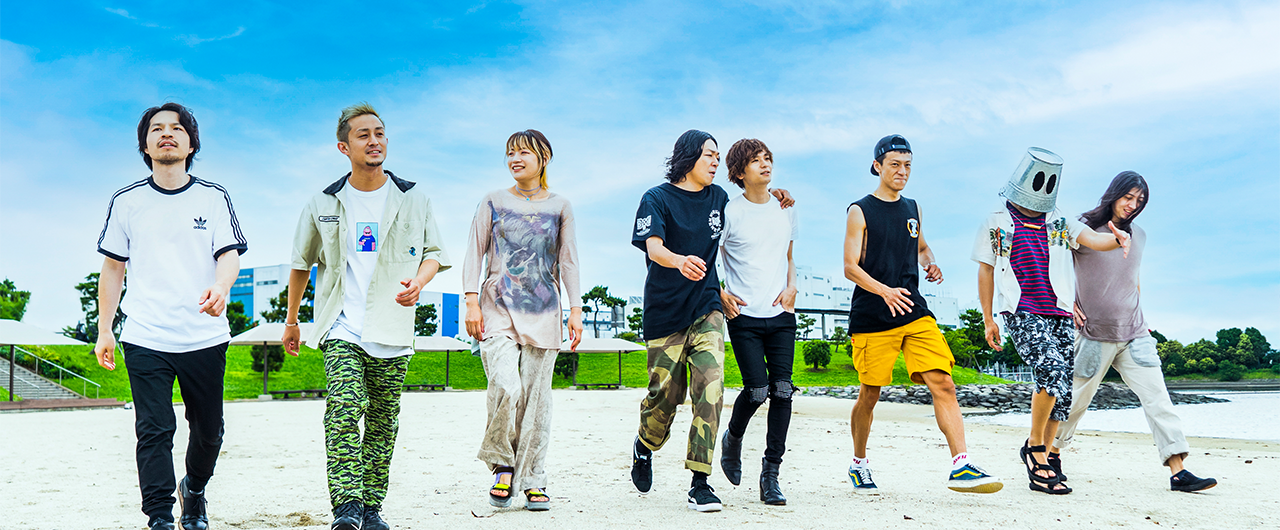 TOTALFATとBIGMAMAによるツーマンライブ<br>「Rules of the Youth」開催!