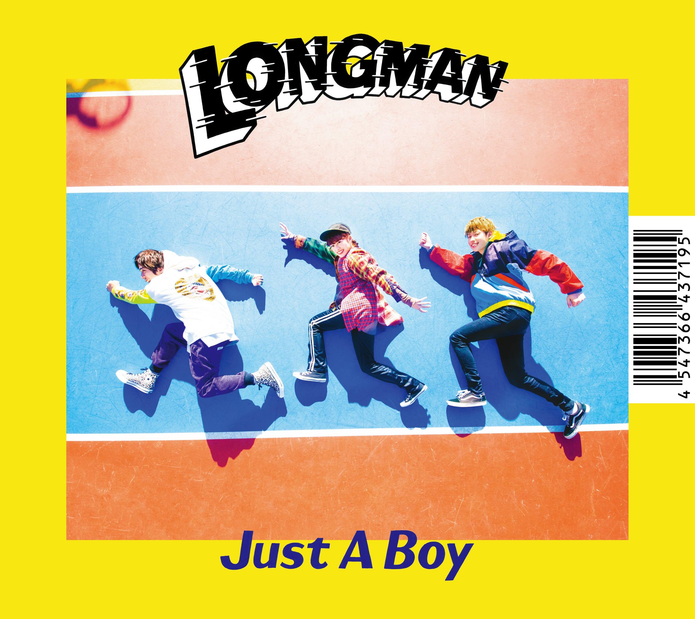 <span>Major Debut 1st Full Album</span>Just A Boy