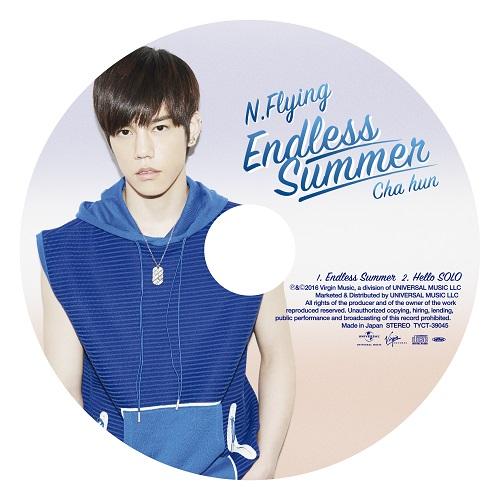 Endless Summer[初回限定盤 ピクチャーレーベル(チャ・フン)]