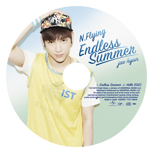 Endless Summer[初回限定盤 ピクチャーレーベル(ジェヒョン)]