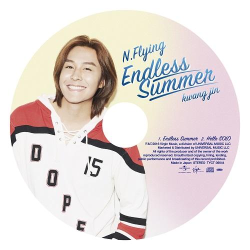 Endless Summer[初回限定盤 ピクチャーレーベル(グァンジン)]