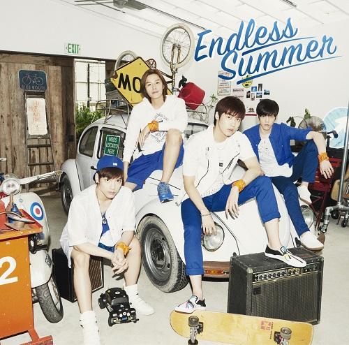 Endless Summer[初回限定盤]