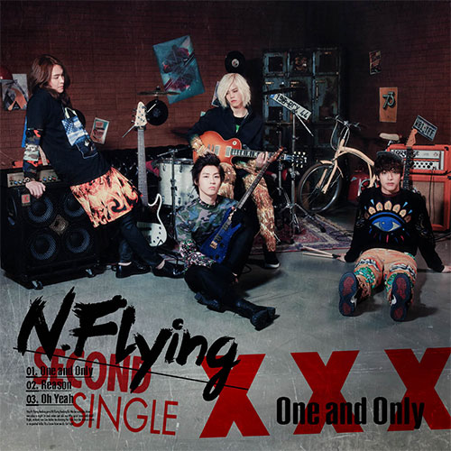 2nd Single「One and Only」