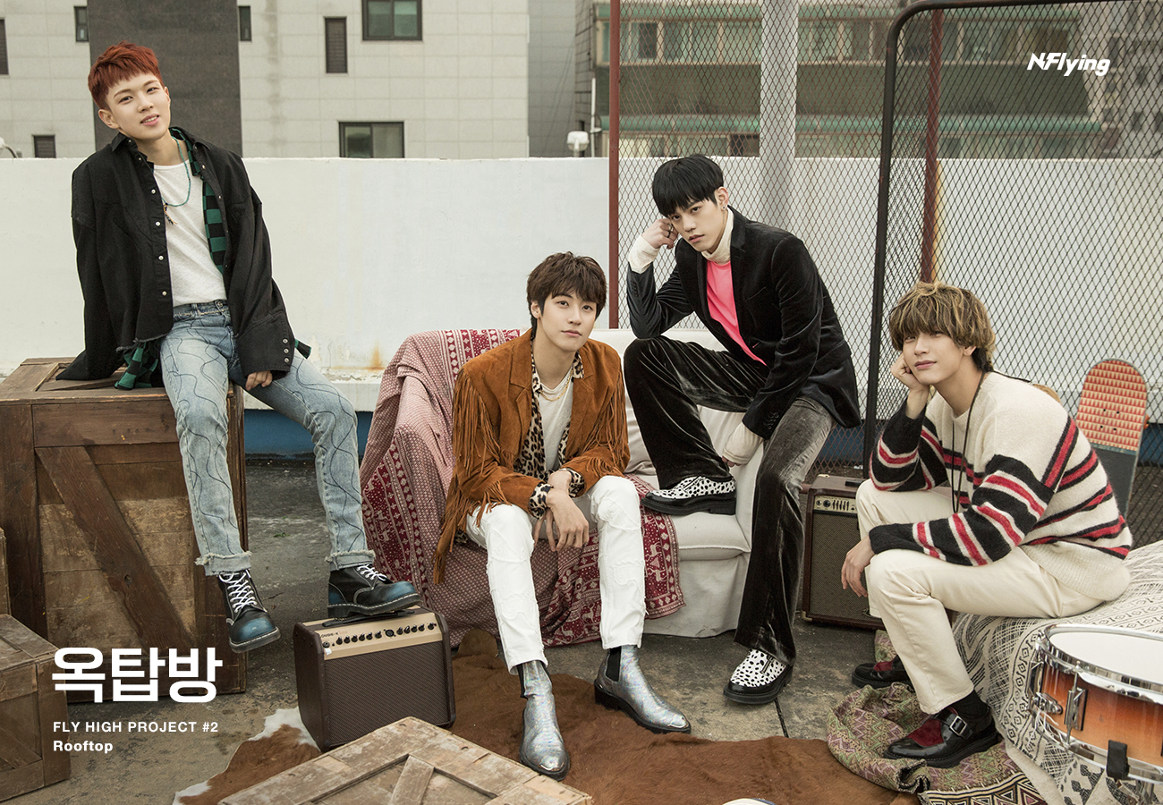 N.Flying FLY HIGH PROJECT #2「옥탑방」