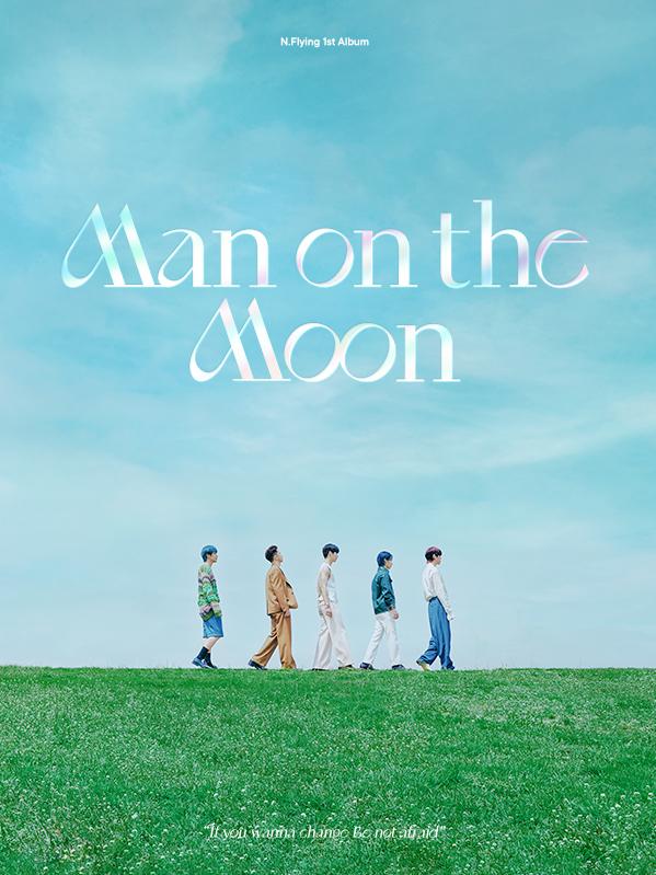 1st Full Album「Man on the Moon」