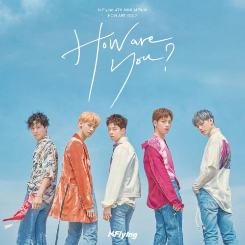 4th Mini Album「HOW ARE YOU? : N.Flying」