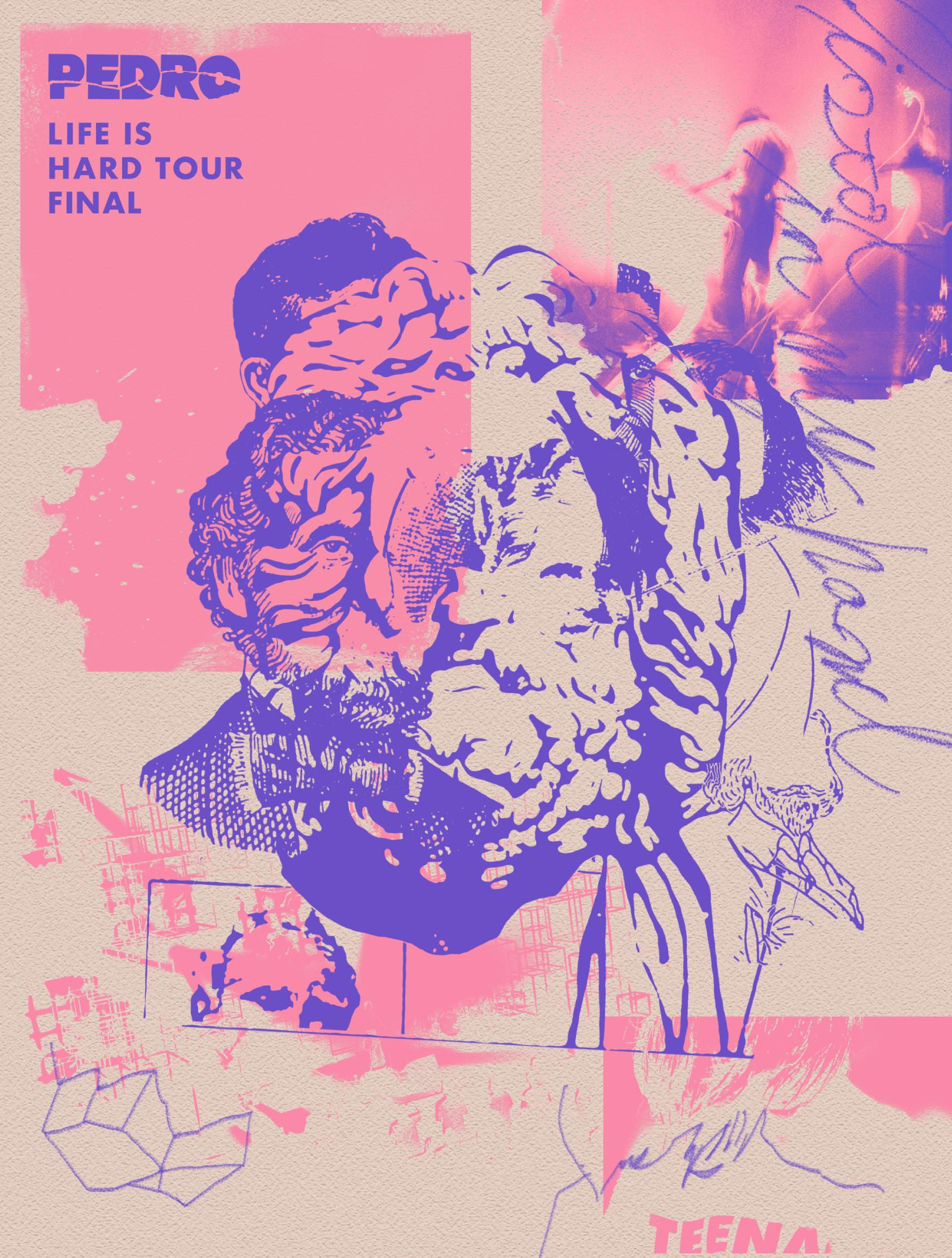 LIFE IS HARD TOUR FINAL [初回生産限定盤]