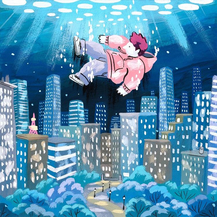 Digital Single「BLUE」