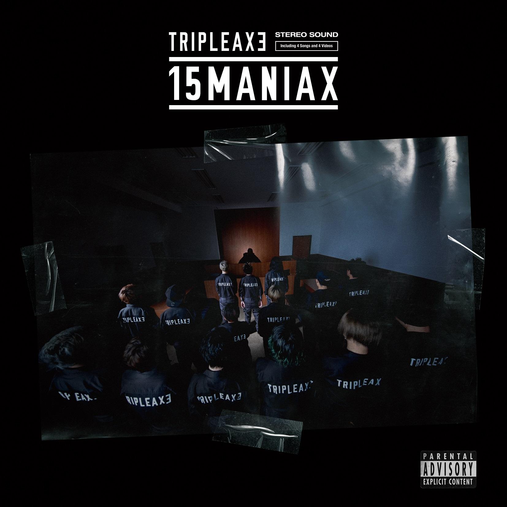 「15MANIAX」