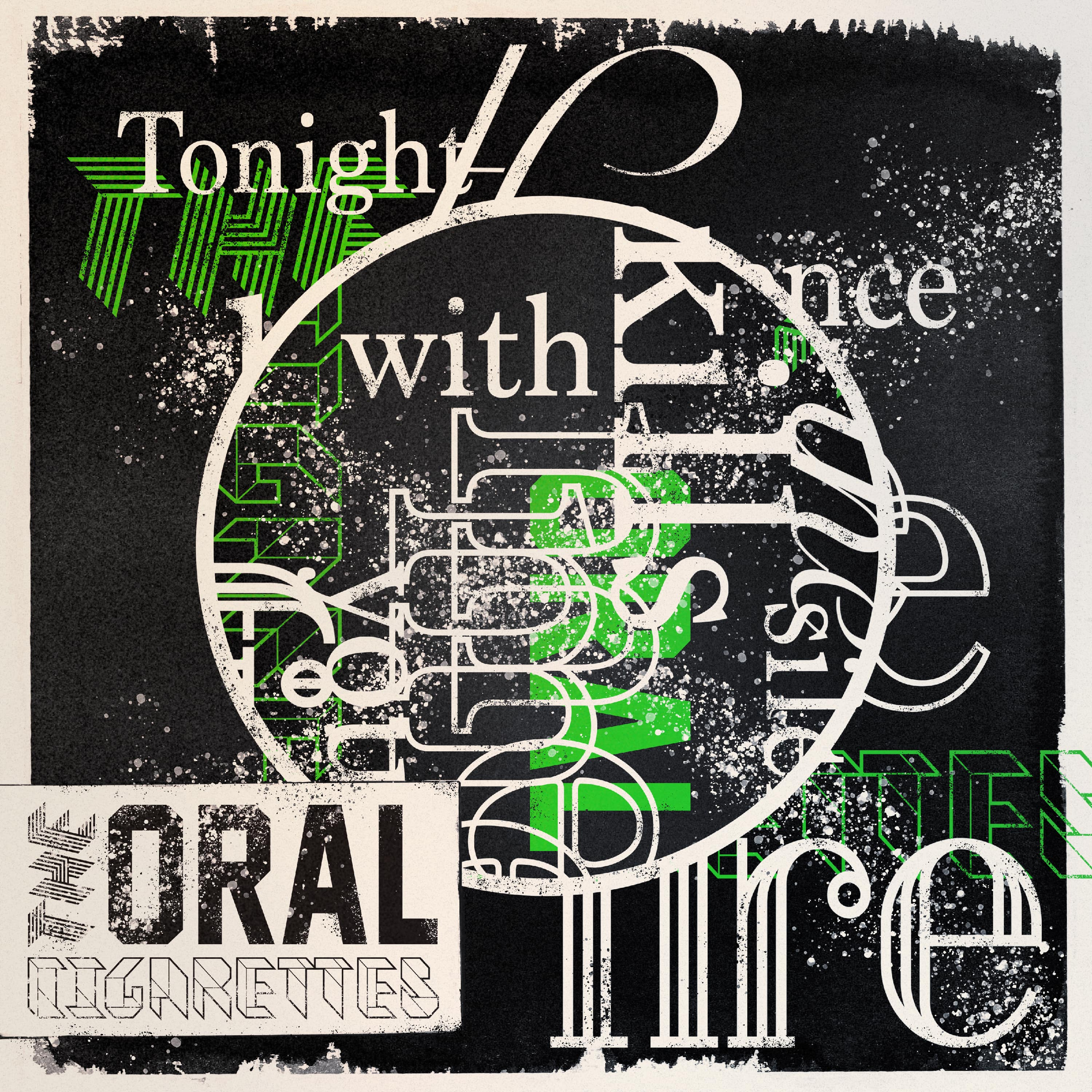 Digital Single「Tonight the silence kills me with your fire」
