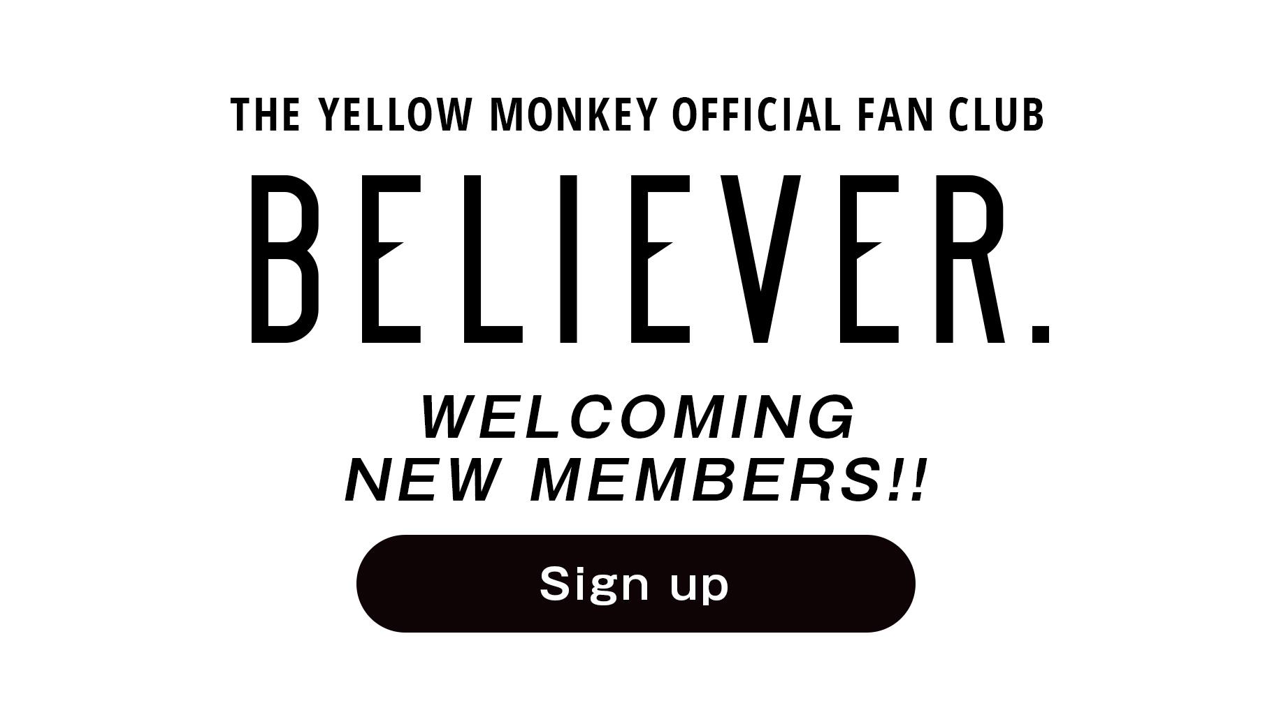 """WELCOMING NEW """"BELIEVER."""" MEMBERS!!"""