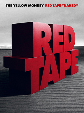 """RED TAPE """"NAKED"""" (初回生産限定盤)"""
