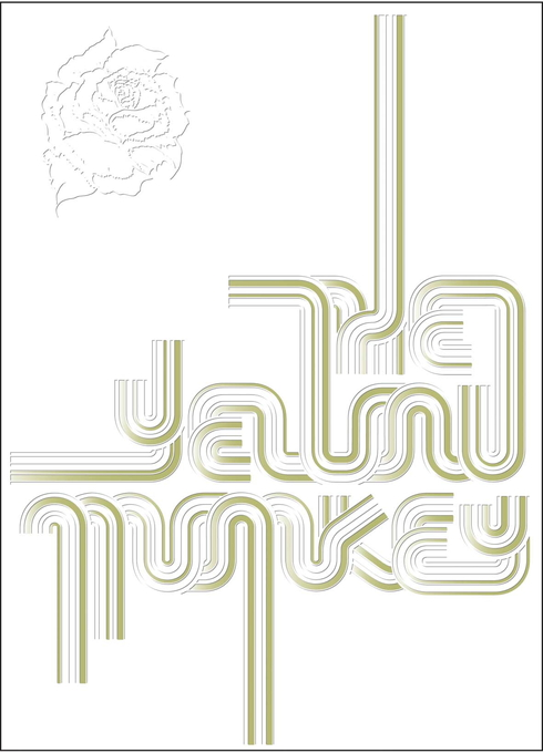 THE YELLOW MONKEY CLIP BOX