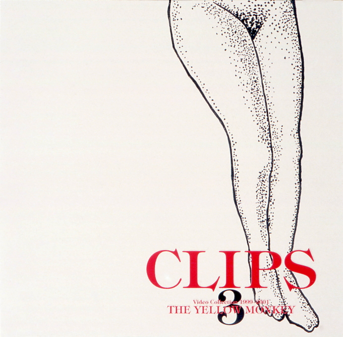 CLIPS 3 Video Collection1999-2001